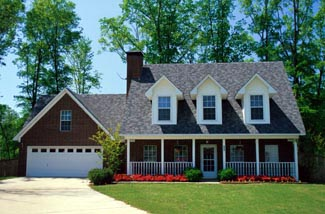 Country House Plan 61166 with 3 Beds, 3 Baths, 2 Car Garage Picture 1