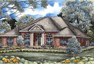 House Plan 61168