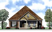 Plan Number 61181 - 1848 Square Feet