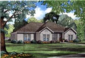 Plan Number 61182 - 1854 Square Feet