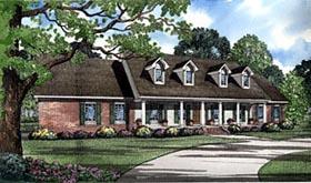 House Plan 61184