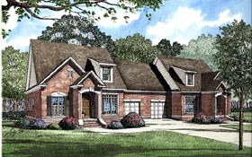 Multi-Family Plan 61188