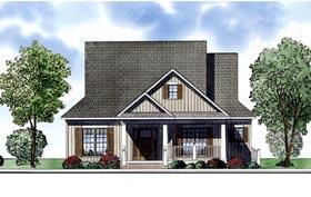 House Plan 61189