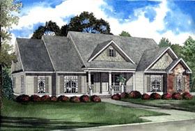 House Plan 61192