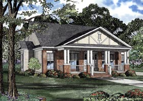 House Plan 61202