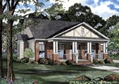 Plan Number 61202 - 1399 Square Feet