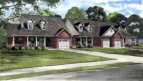 Multi-Family Plan 61228