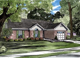 House Plan 61243