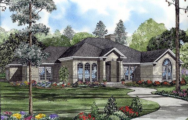 House Plan 61260