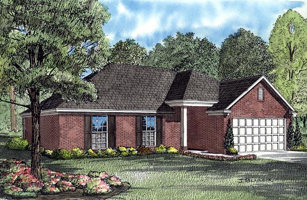House Plan 61263