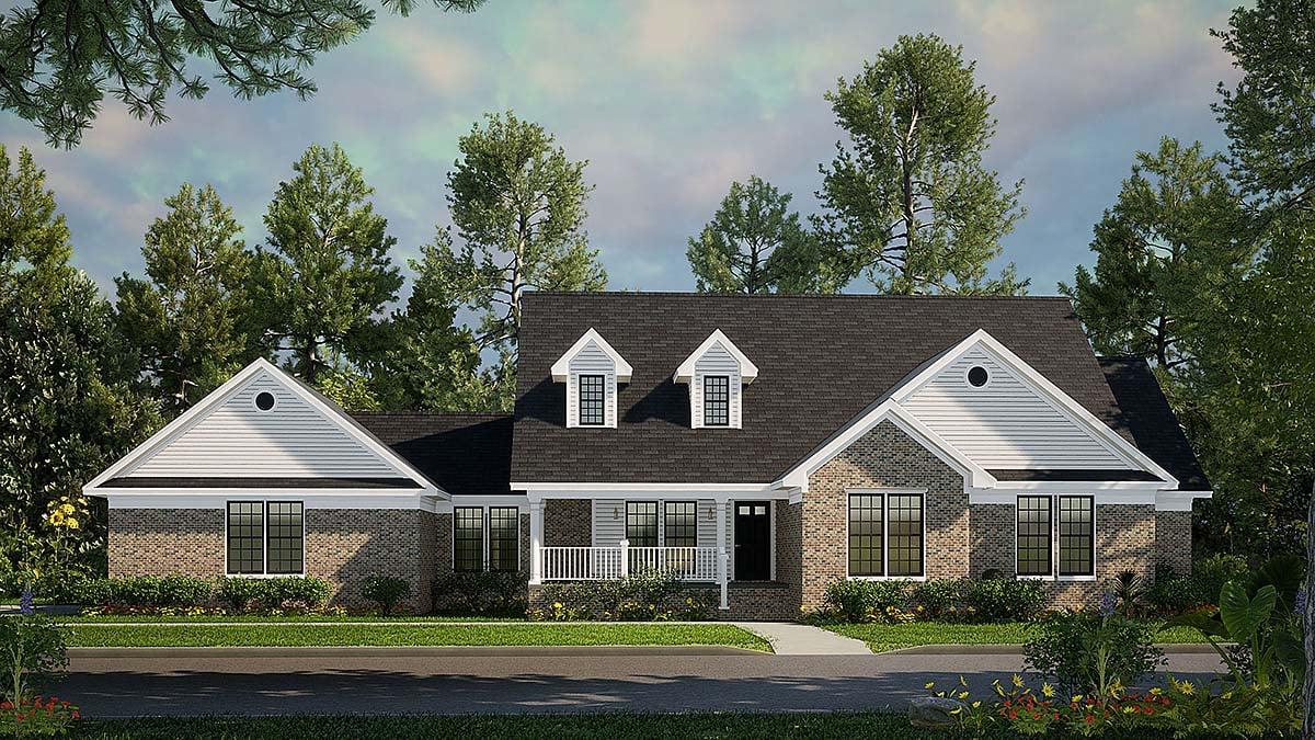 House Plan 61268