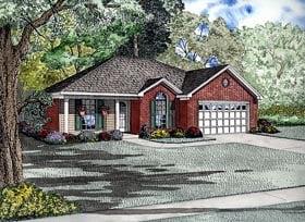 House Plan 61281
