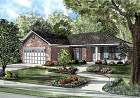 House Plan 61285