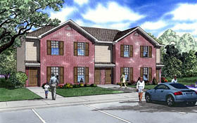 Multi-Family Plan 61292