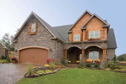 Country House Plan 61293 with 4 Beds, 3 Baths, 2 Car Garage Picture 6
