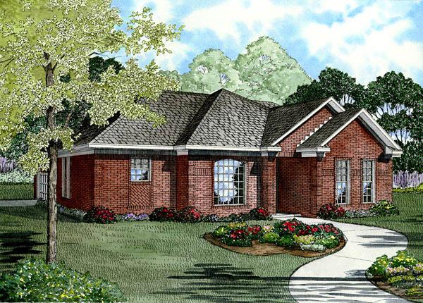 House Plan 61298