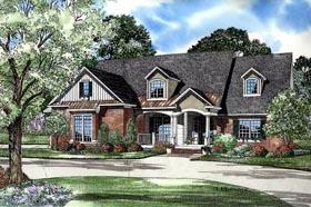 House Plan 61324