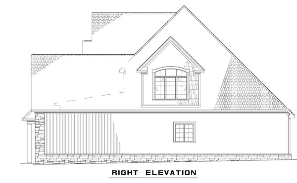 House Plan 61328 | Country Craftsman Victorian Style Plan with 2815 Sq Ft, 4 Bedrooms, 3 Bathrooms, 2 Car Garage