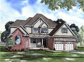 House Plan 61329