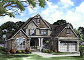 Plan Number 61333 - 2481 Square Feet