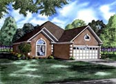 Plan Number 61339 - 1608 Square Feet