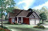 Plan Number 61354 - 1504 Square Feet