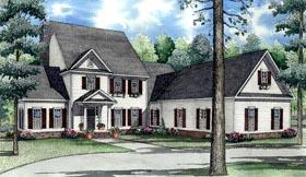 House Plan 61375