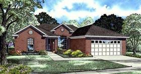House Plan 61380