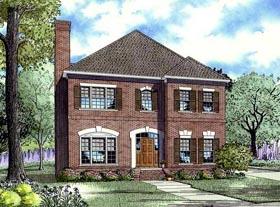House Plan 61382