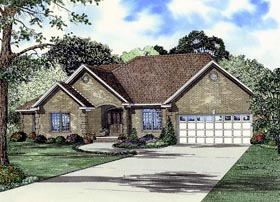 House Plan 61384