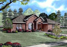 House Plan 61390
