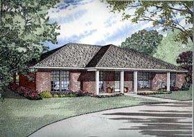 House Plan 61391