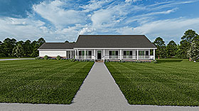 House Plan 61392