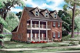 House Plan 61397