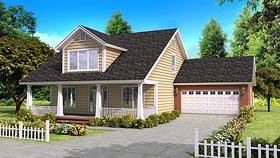 House Plan 61400
