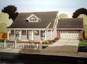 House Plan 61402