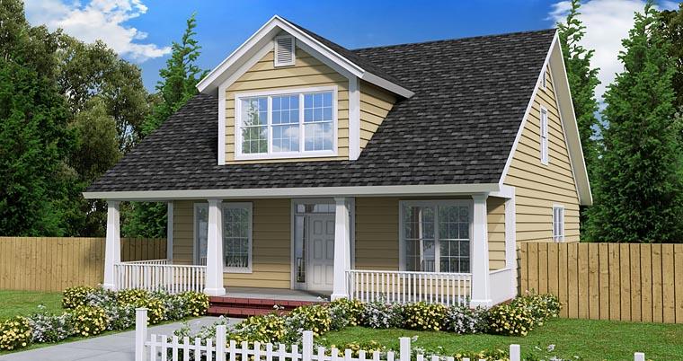 House Plan 61403 At