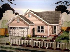 House Plan 61409