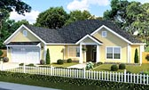House Plan 61417