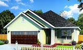 House Plan 61431