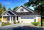 Plan Number 61432 - 1786 Square Feet