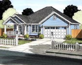Plan Number 61435 - 1748 Square Feet