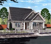 Plan Number 61461 - 1940 Square Feet