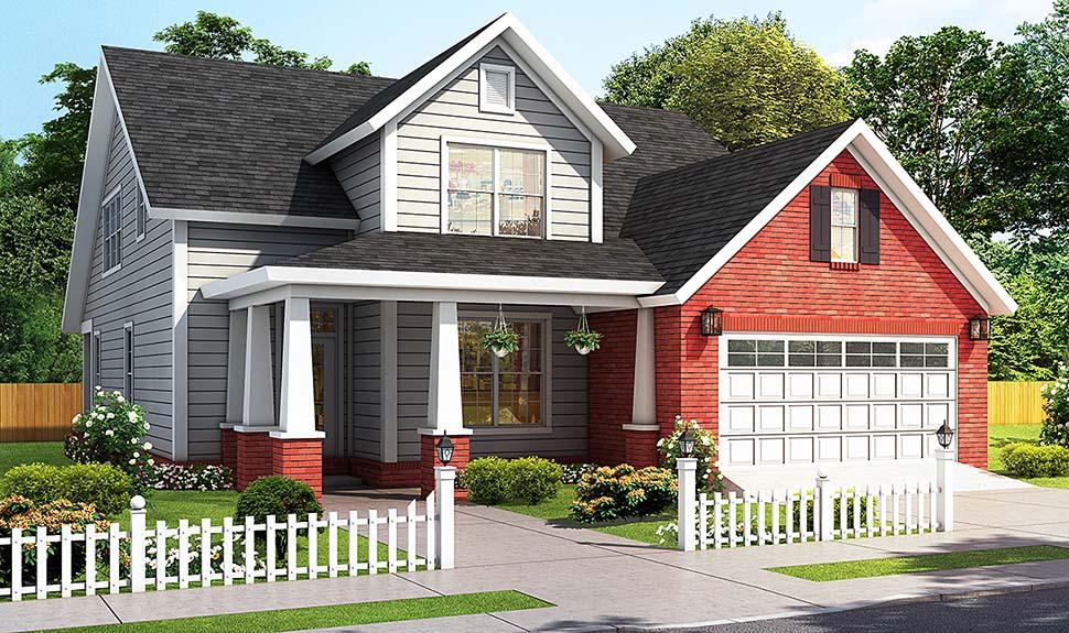 House Plan 61481