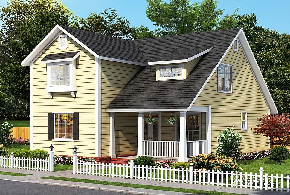 House Plan 61492