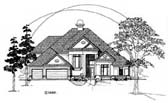Plan Number 61501 - 4507 Square Feet