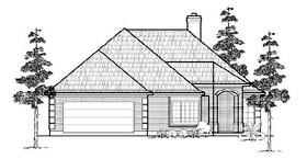 House Plan 61504