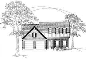 House Plan 61505