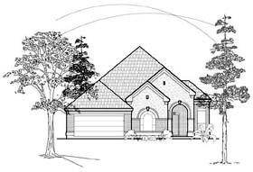House Plan 61507