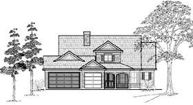 House Plan 61509
